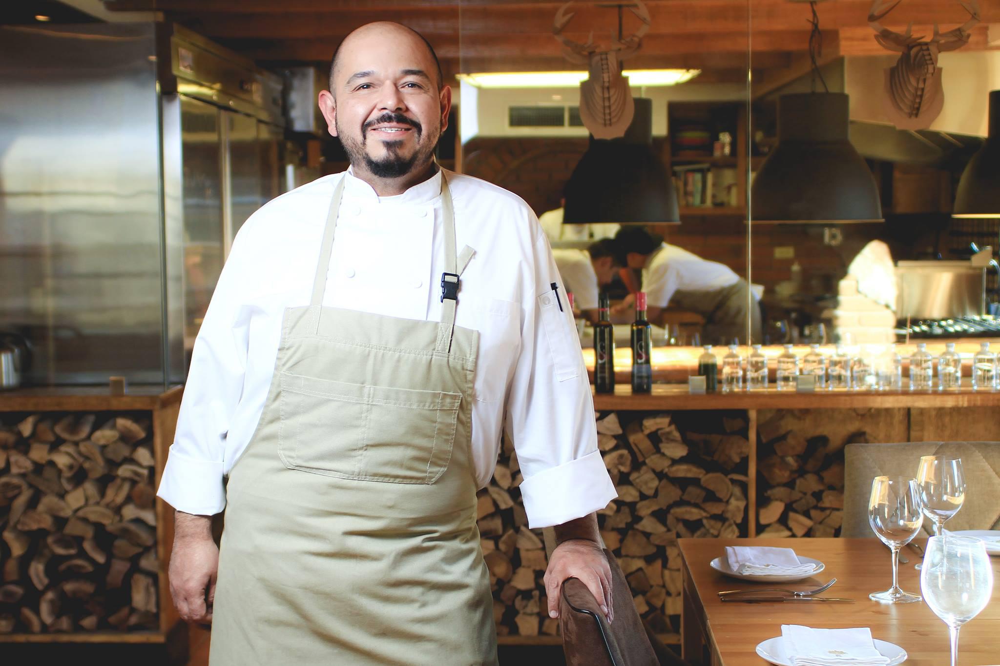 Óscar Herrera. Cortesía del chef/Código 95