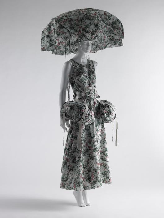 Junya Watanabe para Comme des Garçons, SS 2003. Colección del Instituto de Costura de Kyoto. © Masayuki Hahashi