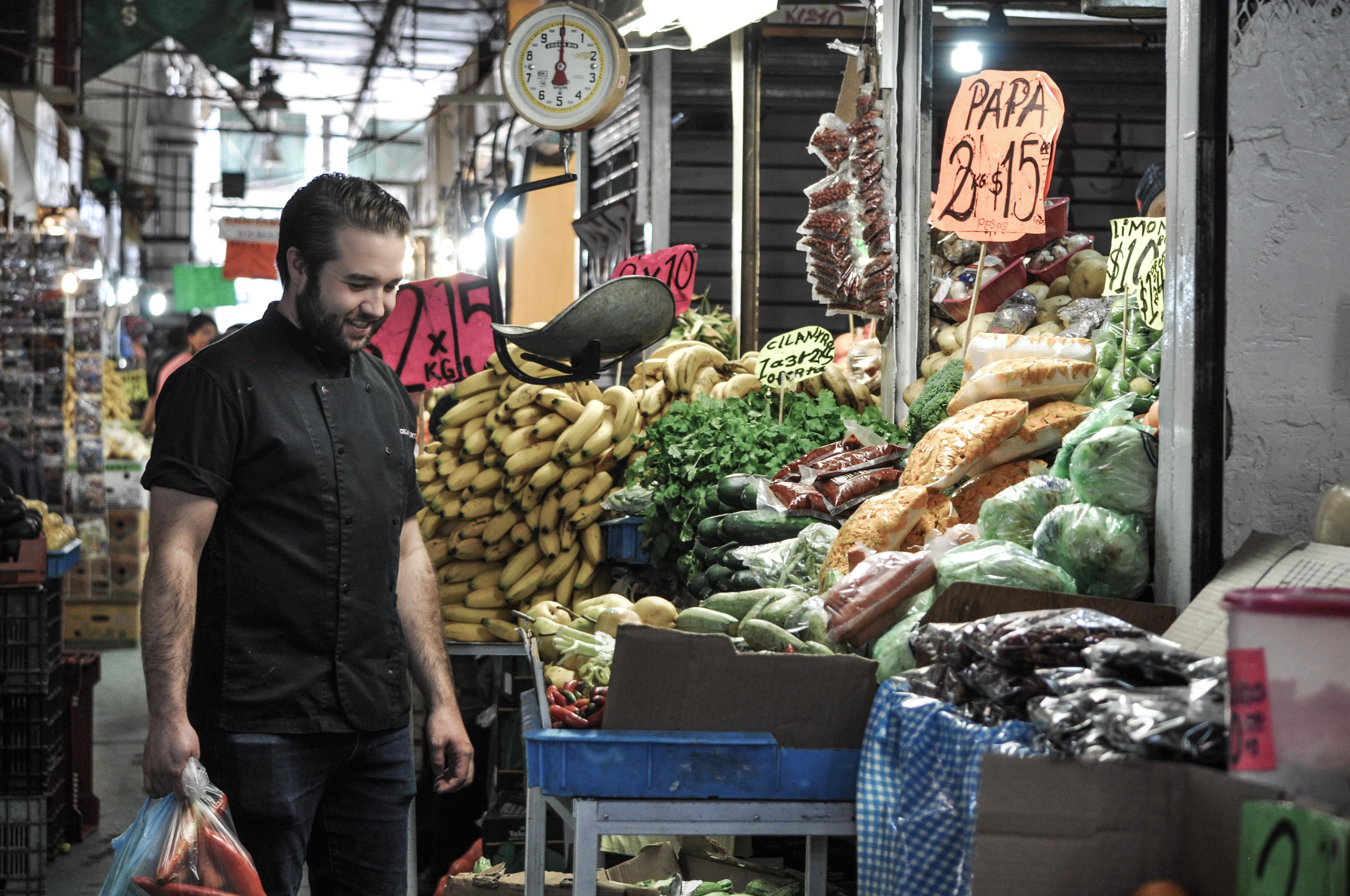 Óscar Cortázar. Cortesía del chef/Código 95