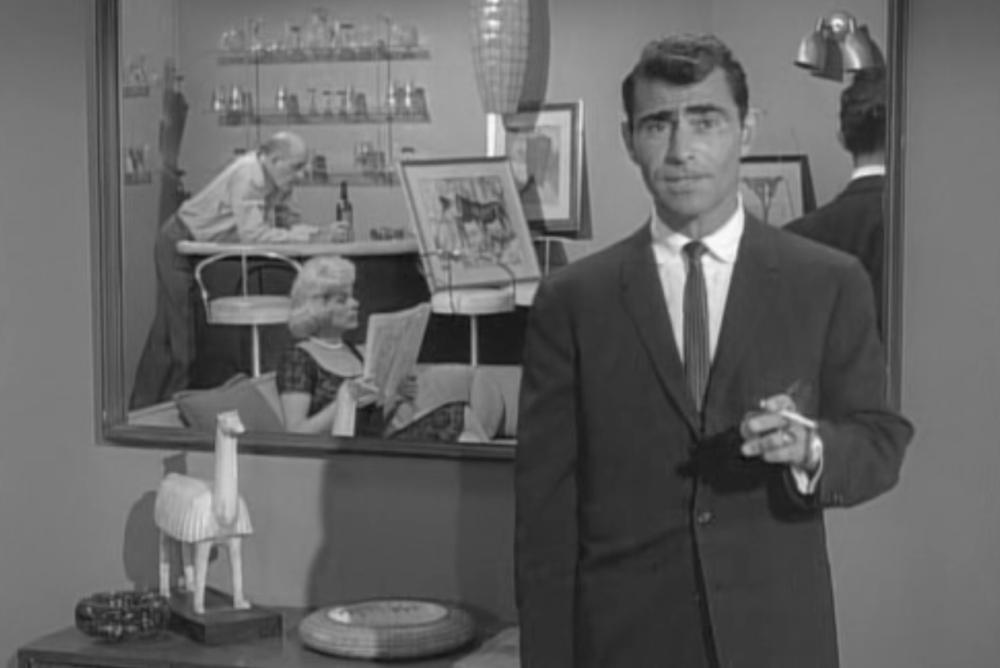 Rod Serling, La Dimensión Desconocida , (1959-1964), Capítulo La cámara más inusual (1969).