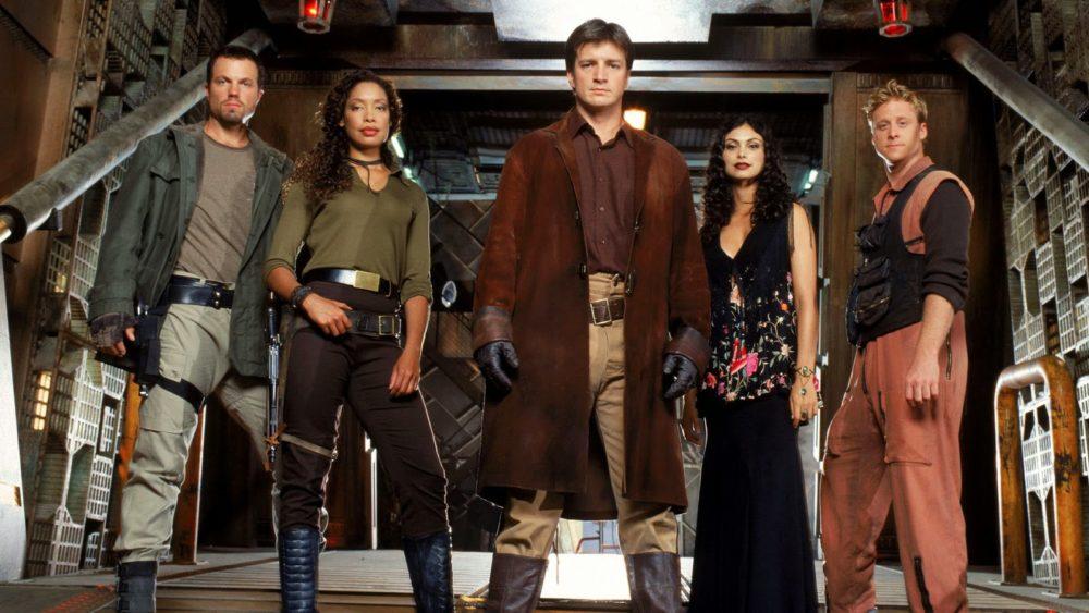Joss Whedon, Firefly (2002-2003). Imagen tomada de quefuedemagazine.blogspot.mx