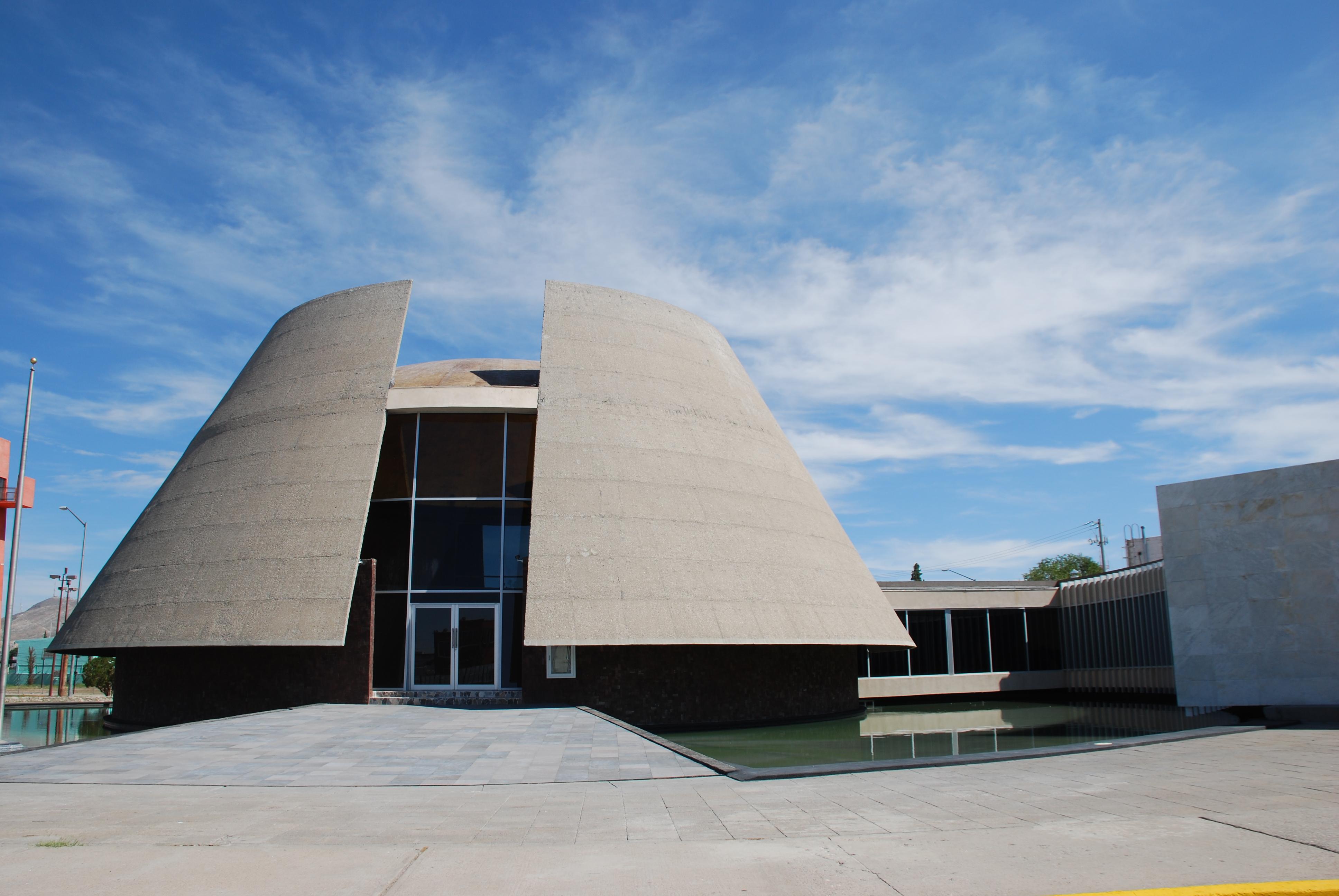 Museo de Arte de Ciudad Juárez. Cortesía del espacio