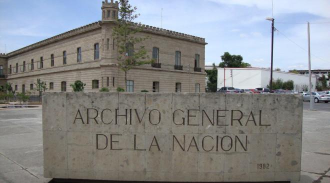 Archivo General de la Nación. © AGN