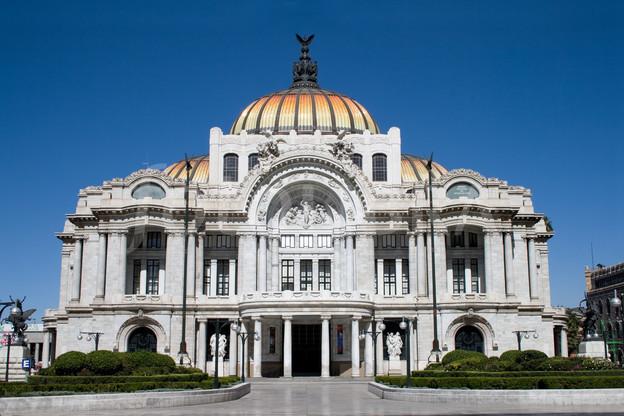 Palacio de Bellas Artes. Recorte al presupuesto de cultura