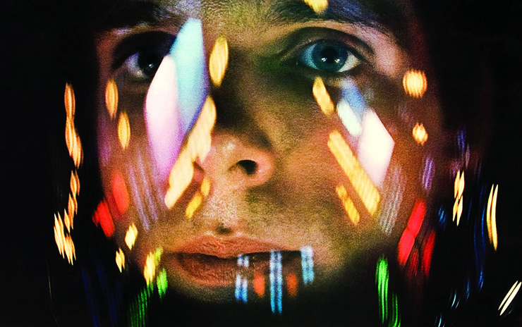 Fotograma de 2001: Una odisea del espacio (1968)