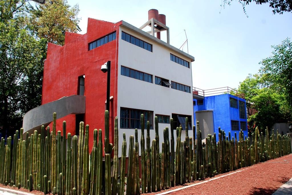 Bauhaus en México.