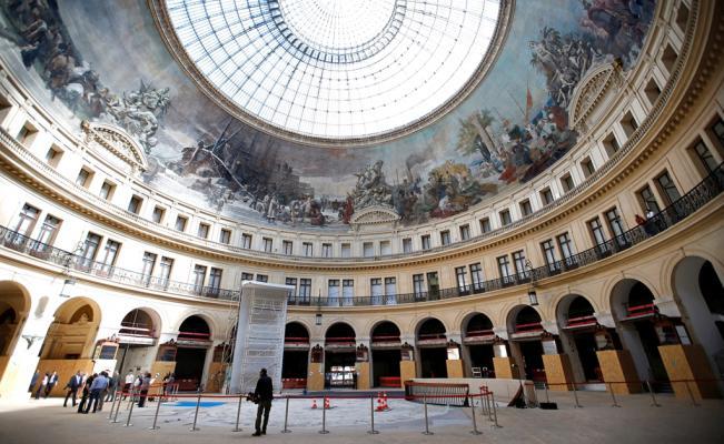 Edificio del siglo XIX. Edificios más esperados de 2019.
