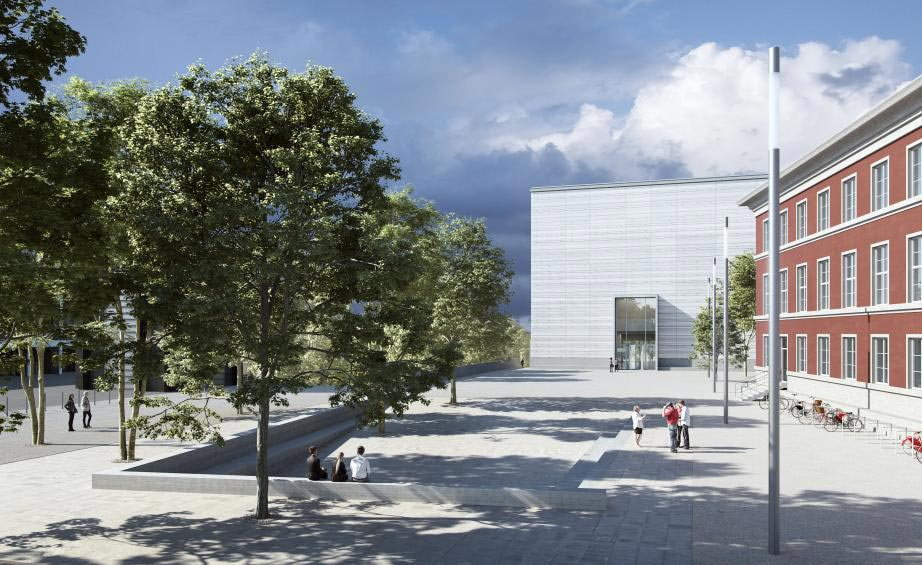 Museo Bauhaus. Edificios más esperados de 2019.