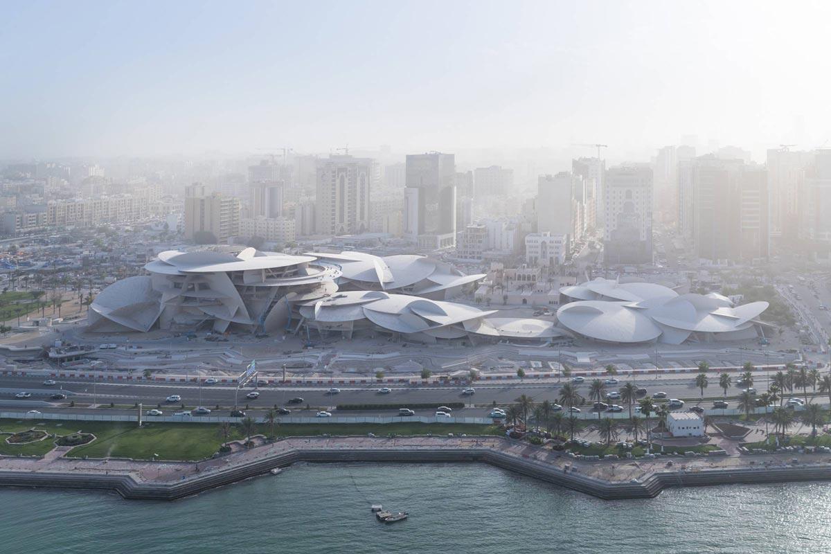 Museo futurista. Edificios más esperados de 2019.