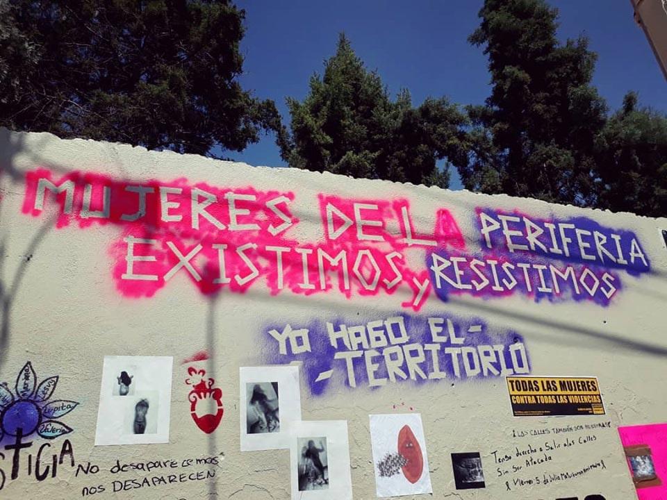 Colectivos artísticos. Canalla en el Estado de México.